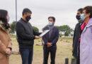 Vicente López e Israel, comprometidos con el cuidado del medio ambiente