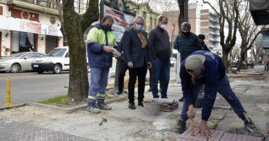 Tigre avanza con obras de infraestructura urbana